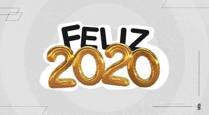 ¡¡FELIZ FIN DE AÑO Y PROSPERO 2020!!