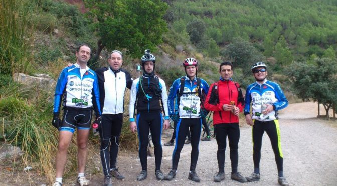 Calderona, Rebalsadors y dos maneras de llegar a Bétera