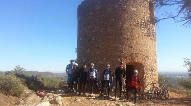 Terrible ruta por Espadán y liberadora vuelta a Valencia