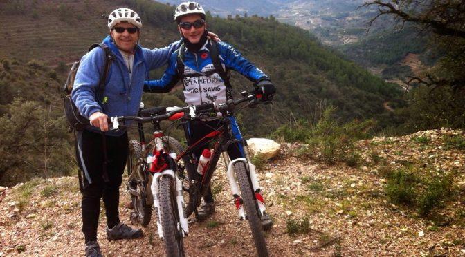 Las inacabables rampas de la Vall d'Uixó