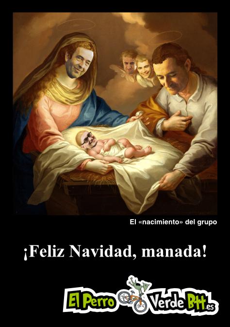 Felicitación navideña de 2014. Pulsa en la imagen para ver la versión en alta resolución