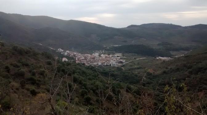 Azuébar-Sierra de Espadán, 07 de Noviembre de 2015