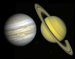 Huevos inflamados a tamaño planetario.